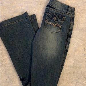 Wallflower size 1 women's jeans